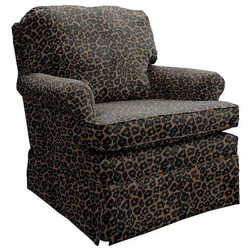 Best Home Furnishings Patoka Casual Club Chair