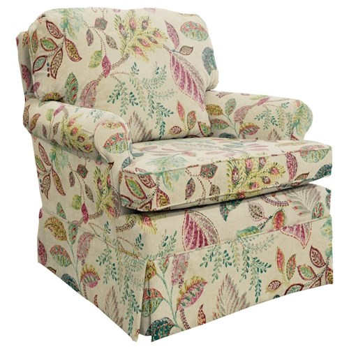 Best Home Furnishings Patoka Casual Club Chair