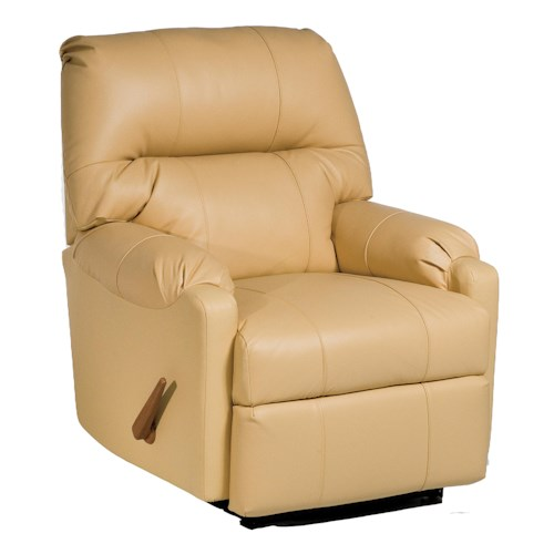 Best Home Furnishings Recliners - Petite JoJo Recliner