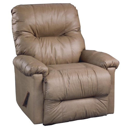 Best Home Furnishings Recliners - Petite Wynette Swivel Glider Reclining Chair
