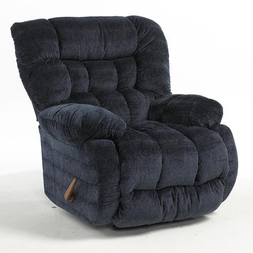Best Home Furnishings Plusher Plusher Rocker Recliner
