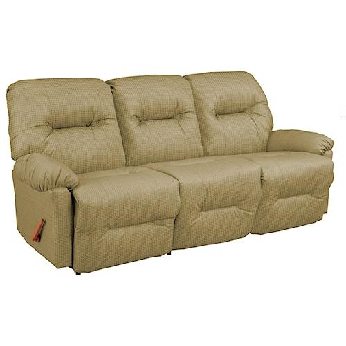 Best Home Furnishings Redford Power Reclining Sofa