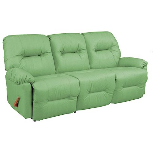 Best Home Furnishings Redford Reclining Sofa