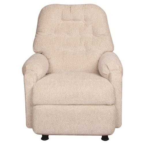 Morris Home Furnishings Roselyn Power Wall Recliner