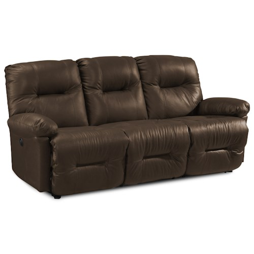 Best Home Furnishings S501 Zaynah Casual Motion Sofa with Pillow Arms