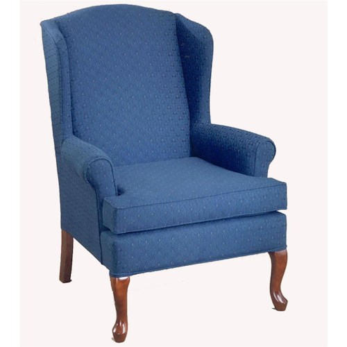 Best Home Furnishings Chairs - Wing Back Doris Wing Chair