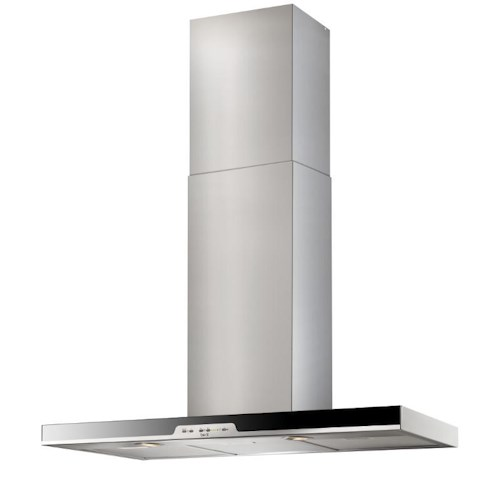 Best Hoods Sorpresa Collection Eclisse Wall Mounted Range Hood with Optional External Blower