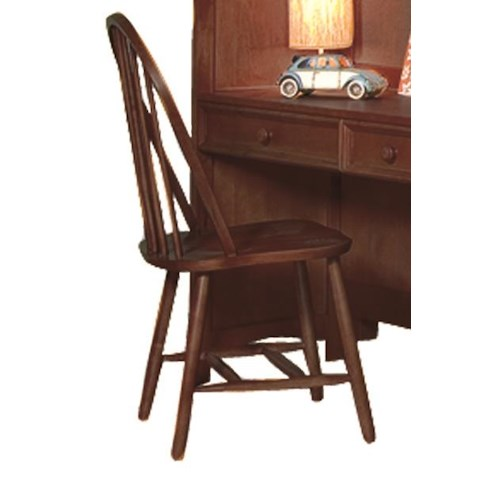 Bolton Mulberry Desk Chair