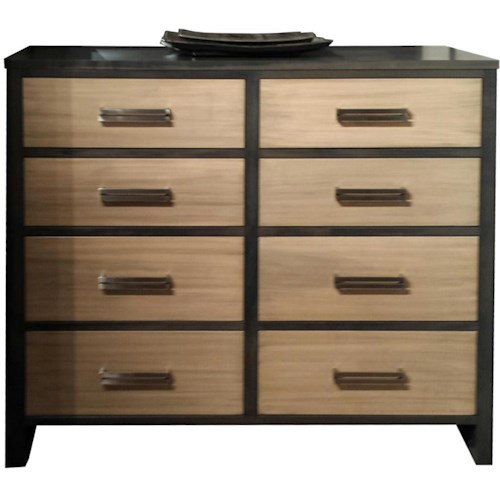 Borkholder Embassy 8-Drawer Tall Dresser