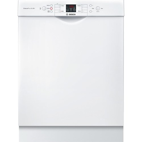 Bosch Dishwashers ENERGY STAR® 300 Series 24