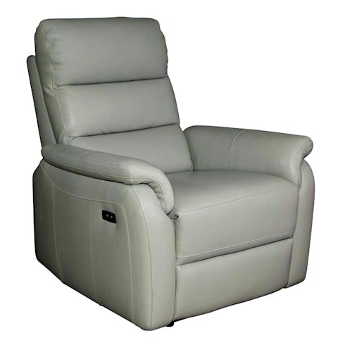 Boulevard S. Angelina Reclining Chair with Power