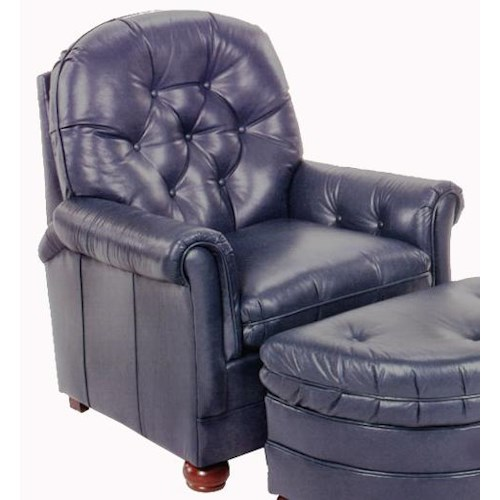 Bradington Young Chairs That Recline Rockwell 8 Way Hand Tied Recliner