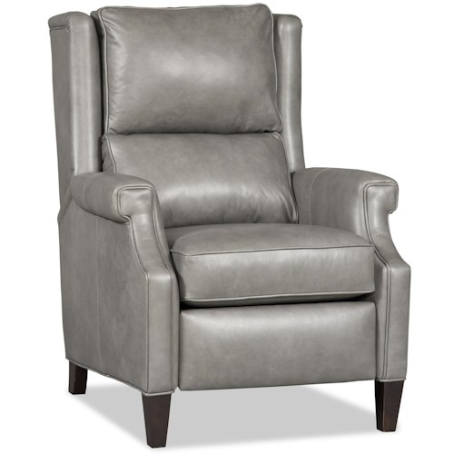 Bradington Young Chairs That Recline Gallaway High Leg Recliner