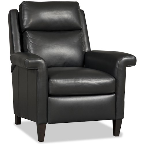Bradington Young Chairs That Recline Flannery High Leg Recliner