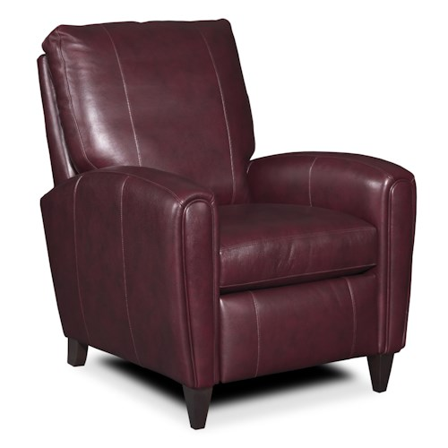 Bradington Young Chairs That Recline Hamill High Leg Recliner with Power Release