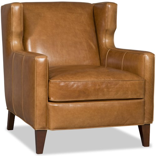 Bradington Young Club Chairs Amista Modern Club Chair