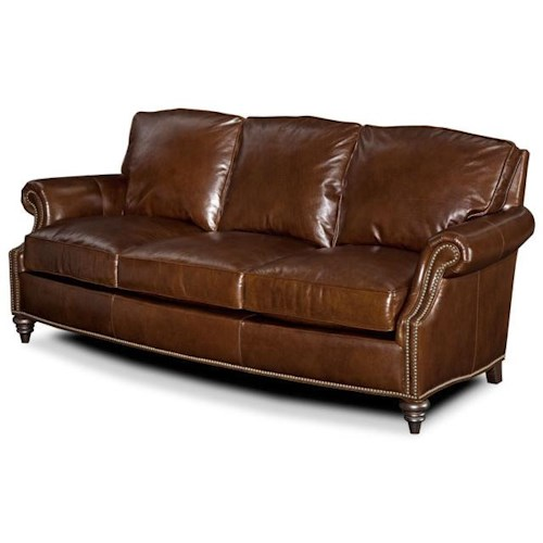 Bradington Young Stationary Seating Xander Stationary 8-Way Tie Sofa