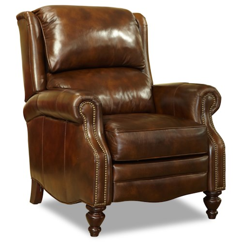 Hooker Furniture Reclining Chairs High Leg Club Recliner