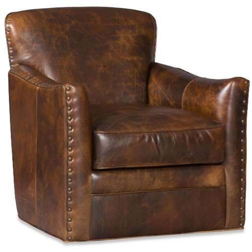 Bradington Young Swivel Tub Chairs Luna Swivel Tub Chair