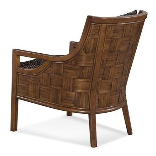 Vendor 10 Accent Chairs Exposed Wood Chair