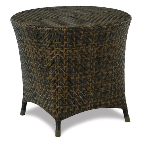 Braxton Culler Retreat Round End Table