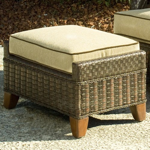 Vendor 10 Lake Geneva Petite Chair Ottoman