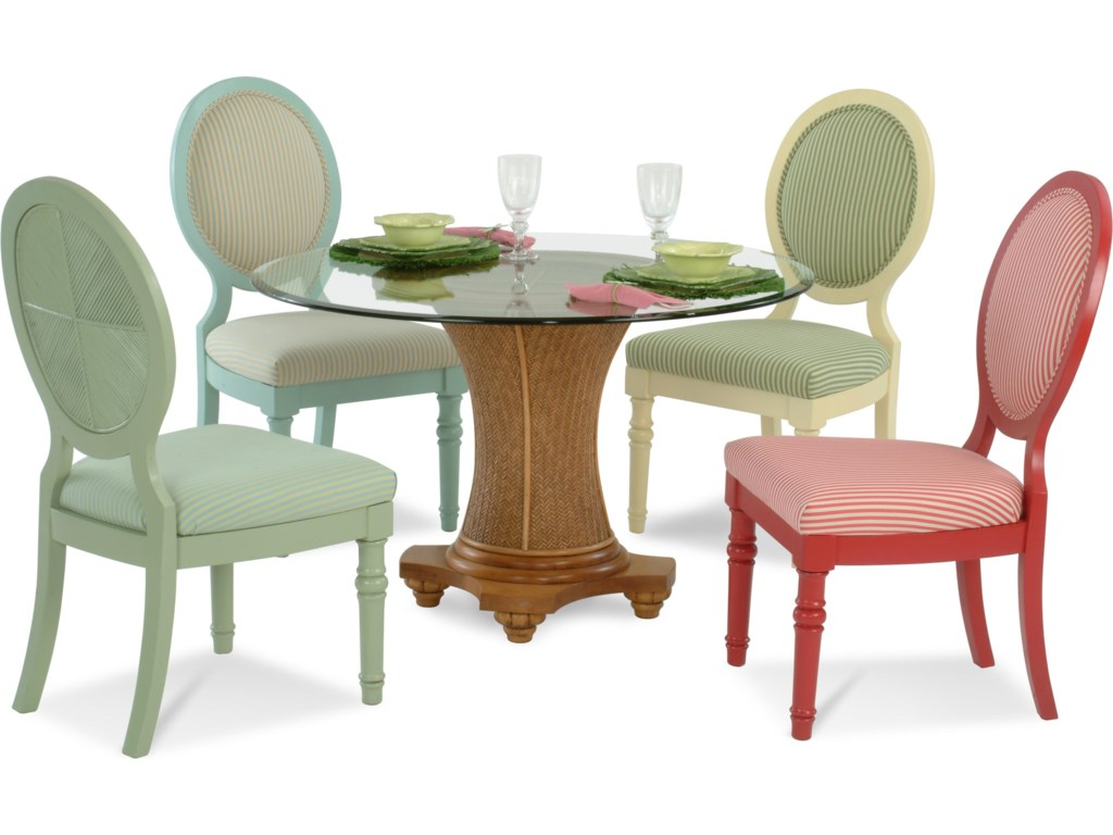 Shown with Round Table