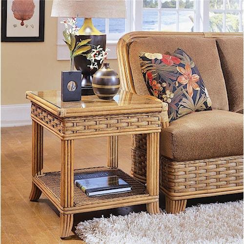 Vendor 10 953 End Table with Shelf