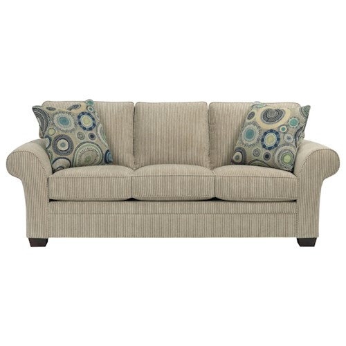 Broyhill Express Zachary Quick Ship Sofa