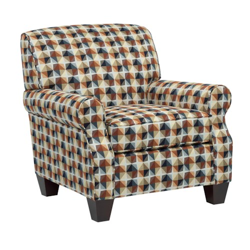 Broyhill Furniture Anya Transitional Chair