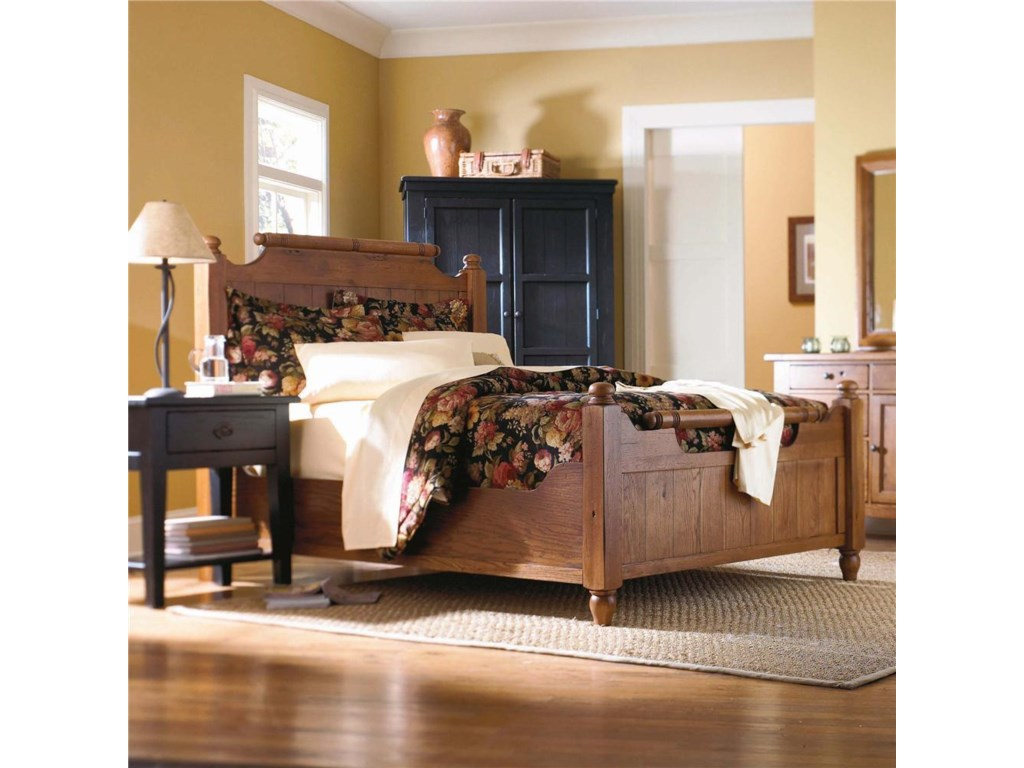 Shown with Optional Bed Set in Bedroom Setting