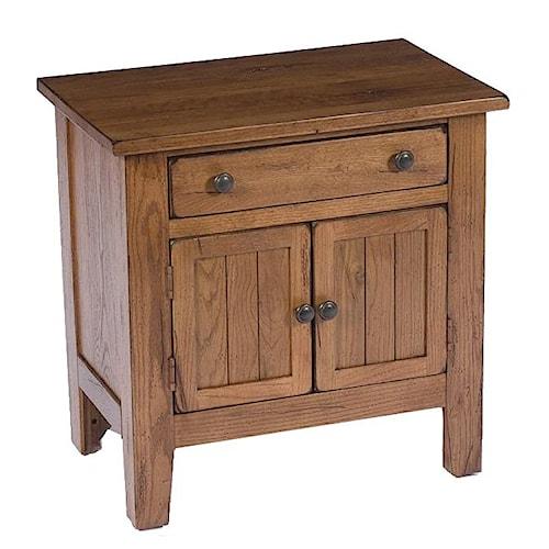 Broyhill Furniture Attic Heirlooms Door Night Stand