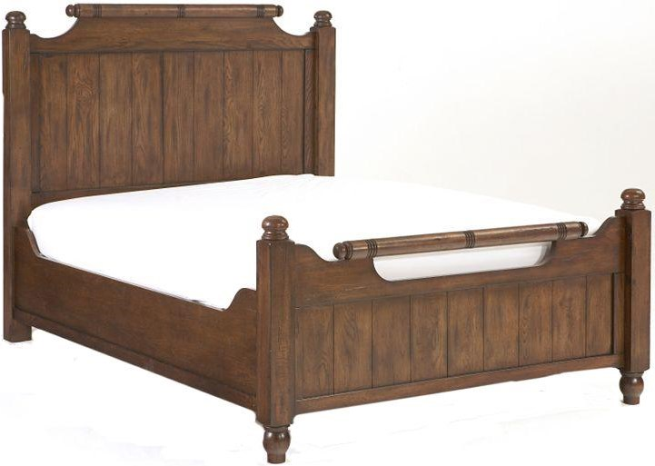 Shown with Footboard