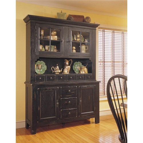 Broyhill Furniture Attic Heirlooms China Cabinet