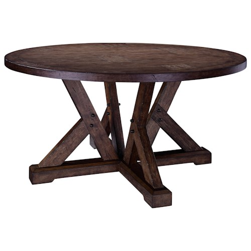 Broyhill Furniture Bedford Avenue Dobbin Street Piece Works Dining Table
