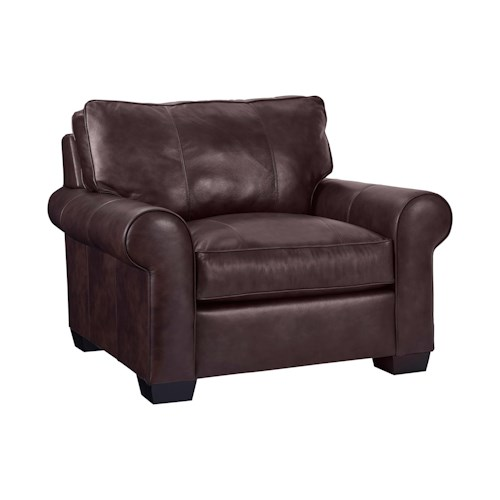 Broyhill Furniture Isadore Casual Chair & 1/2