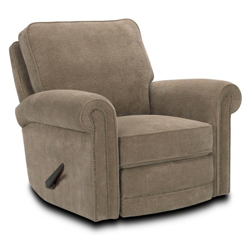 Lane Jasmine  Traditional Manual Rocker Recliner