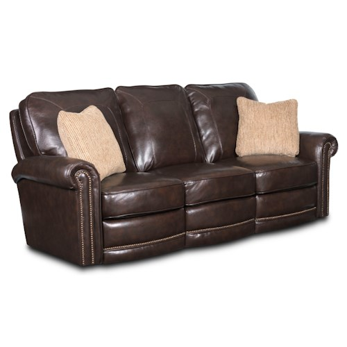 Lane Jasmine  Traditional Power Reclining Sofa