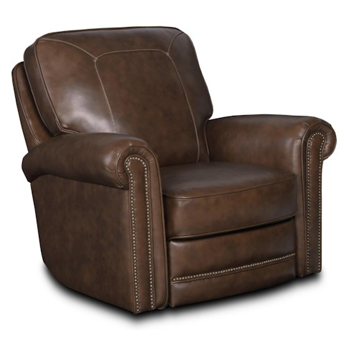 Lane Jasmine  Traditional Power Glider Rocker Recliner