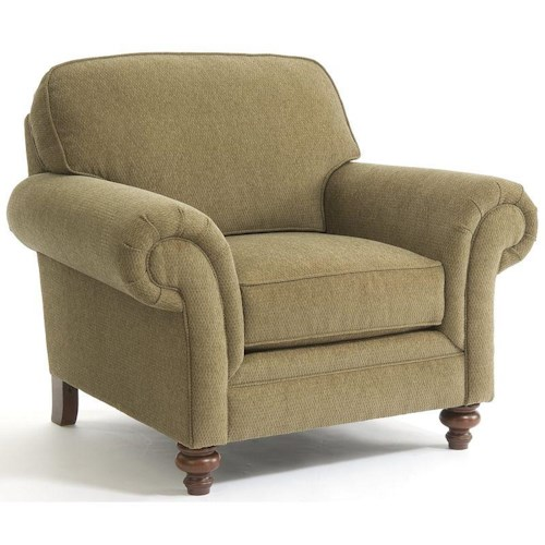 Broyhill Furniture Larissa Upholstered Stationary Chair