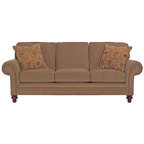 Broyhill Furniture Larissa Queen Goodnight Sleeper Sofa