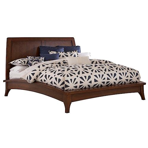 Broyhill Furniture Mardella Queen Platform Bed with Headboard