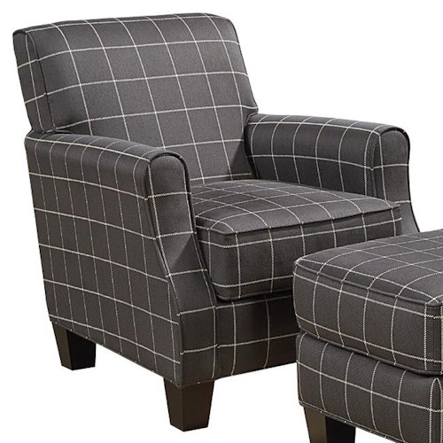 Broyhill Furniture Mazie Transitional Accent Chair