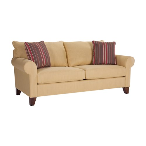 Broyhill Furniture Noda Transitional Sofa