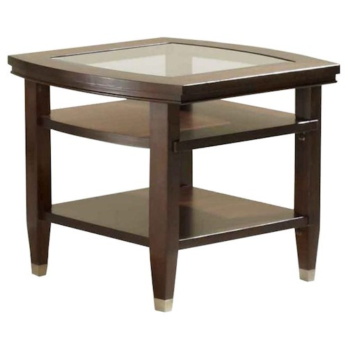 Broyhill Furniture Northern Lights End Table