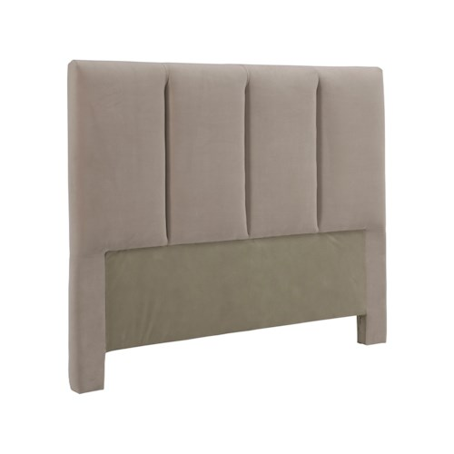Broyhill Furniture Upholstered Headboards Penley Full Size Fabric Headboard