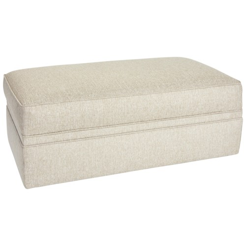 Broyhill Furniture Veronica Storage Ottoman with Lift Top