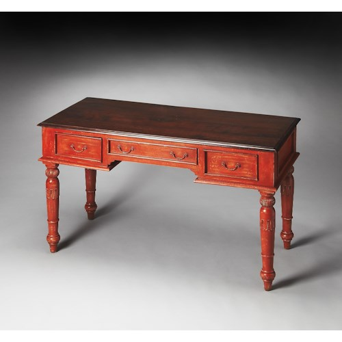 Butler Specialty Company Artifacts Writing Desk
