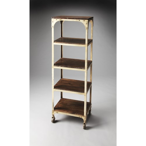 Butler Specialty Company Artifacts Etagere