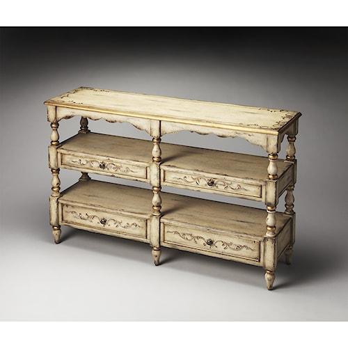 Butler Specialty Company Artist's Originals Sofa/Console Table